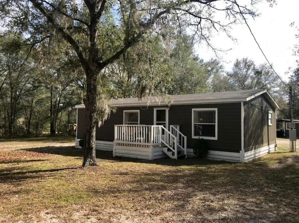 4 bed 2 bath Mobile / Manufactured at 14350 NE 75TH ST BRONSON, FL, 32621 is for sale at 109k - 1 of 37