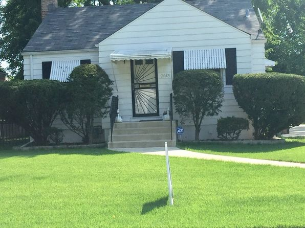 4 bed 1 bath Single Family at 2425 S 13th Ave Broadview, IL, 60155 is for sale at 140k - 1 of 7