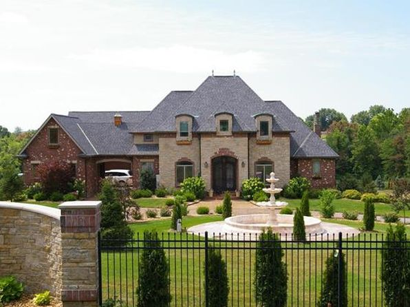 5 bed 6 bath Single Family at 628 Maple Ridge Dr Union, MO, 63084 is for sale at 1.85m - 1 of 56