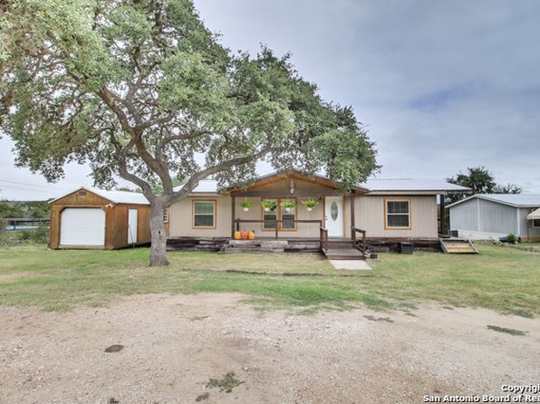 3 bed 2 bath Mobile / Manufactured at 10060 Rebecca Creek Rd Spring Branch, TX, 78070 is for sale at 169k - 1 of 18