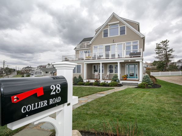 4 bed 4 bath Single Family at 28 Collier Rd Scituate, MA, 02066 is for sale at 2.00m - 1 of 15