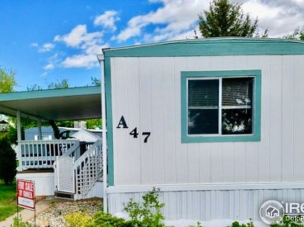 2 bed 2 bath Mobile / Manufactured at 221 W 57th St Loveland, CO, 80538 is for sale at 45k - 1 of 9