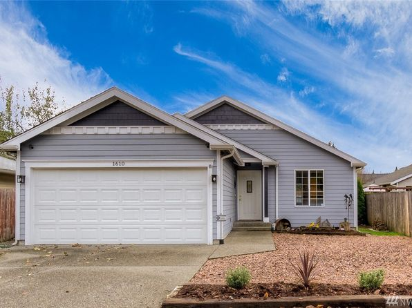 3 bed 2 bath Single Family at 1610 5th Ave SE Puyallup, WA, 98372 is for sale at 290k - 1 of 22