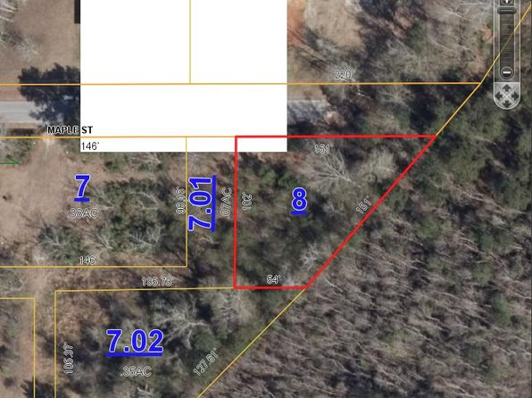 null bed null bath Vacant Land at 000 Maple St Petal, MS, 39465 is for sale at 5k - google static map