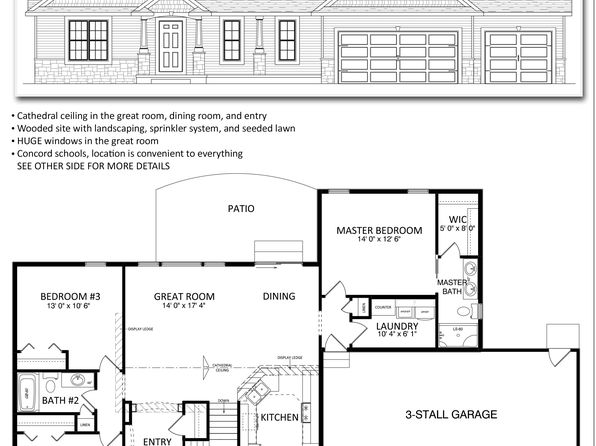 3 bed 2 bath Single Family at  VIA PISA ELKHART, IN, 46516 is for sale at 242k - google static map