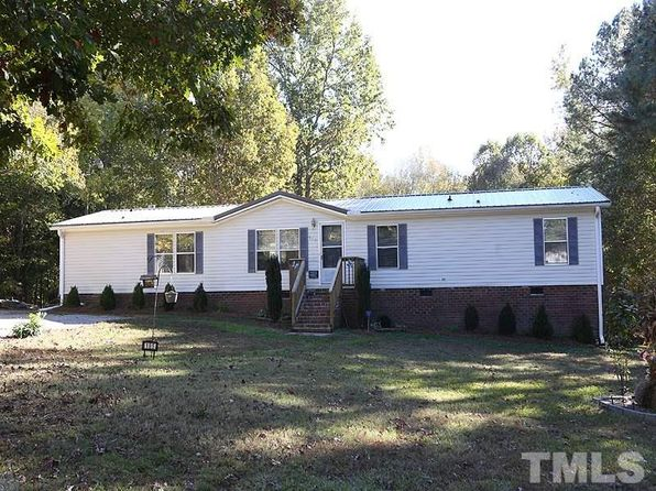 4 bed 2 bath Mobile / Manufactured at 185 Bridge Water Dr Louisburg, NC, 27549 is for sale at 86k - 1 of 13