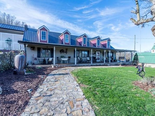 4 bed 4 bath Single Family at 13474 Bordwine Rd Bristol, VA, 24202 is for sale at 226k - 1 of 29