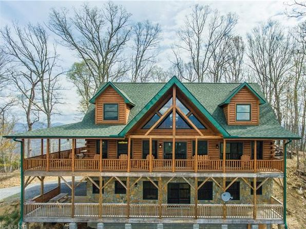 4 bed 4.5 bath Single Family at 190 Thumper Trl Waynesville, NC, 28785 is for sale at 499k - 1 of 24