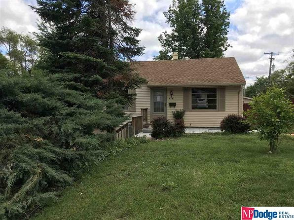 3 bed 2 bath Single Family at 4345 Polk St Omaha, NE, 68107 is for sale at 95k - 1 of 25