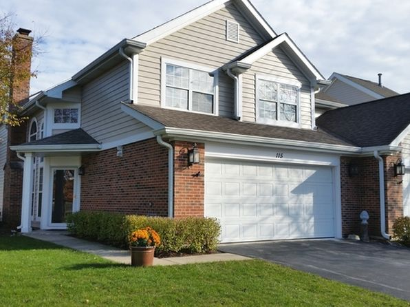 3 bed 3 bath Townhouse at 115 Stevens Dr Schaumburg, IL, 60173 is for sale at 345k - 1 of 21