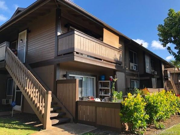 1 bed 1 bath Townhouse at 91-1179 Puamaeole St Ewa Beach, HI, 96706 is for sale at 273k - 1 of 3