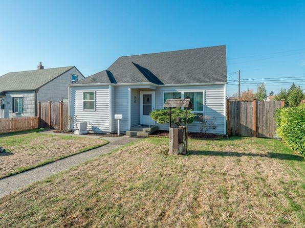 2 bed 1 bath Single Family at 7002 S Fife St Tacoma, WA, 98409 is for sale at 225k - 1 of 18