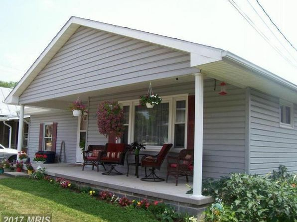 4 bed 2 bath Single Family at 114 Highland Ave Petersburg, WV, 26847 is for sale at 90k - google static map