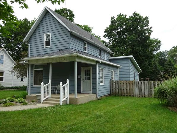 3 bed 2 bath Single Family at 1110 Jefferson St Rochester, IN, 46975 is for sale at 95k - 1 of 33