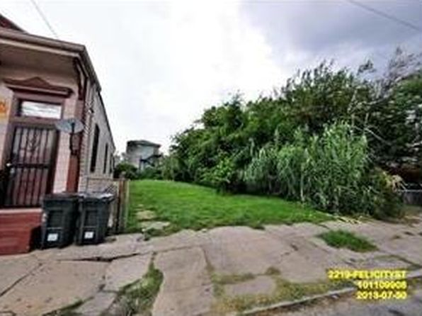 null bed null bath Vacant Land at 2219 FELICITY ST NEW ORLEANS, LA, 70113 is for sale at 27k - google static map