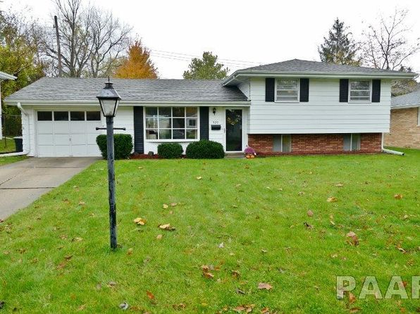 3 bed 2 bath Single Family at 520 W Kellar Pkwy Peoria, IL, 61614 is for sale at 130k - 1 of 29