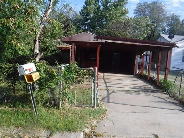 2 bed 1 bath Single Family at 1310 E Parker St Shawnee, OK, 74801 is for sale at 8k - 1 of 6