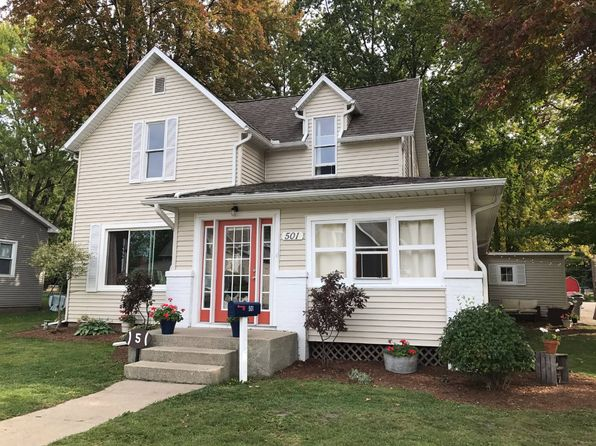 4 bed 2 bath Single Family at 501 E Walnut St Nappanee, IN, 46550 is for sale at 157k - 1 of 24