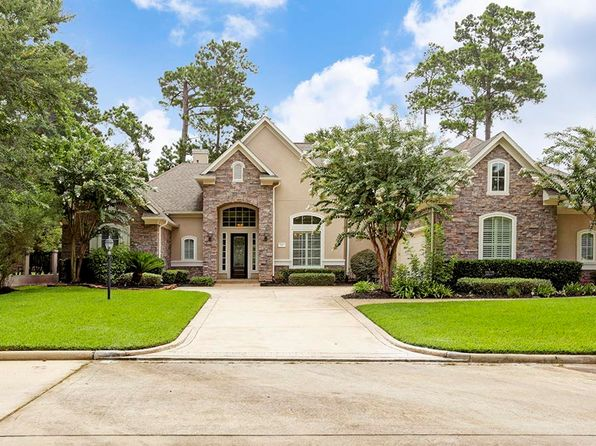 3 bed 4 bath Single Family at 32 W Oaks Ct Montgomery, TX, 77356 is for sale at 425k - 1 of 31
