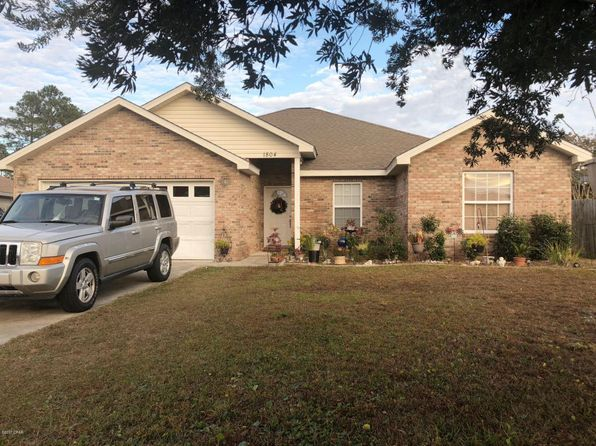 4 bed 2 bath Single Family at 1804 Shanun Ct Panama City, FL, 32405 is for sale at 202k - 1 of 32