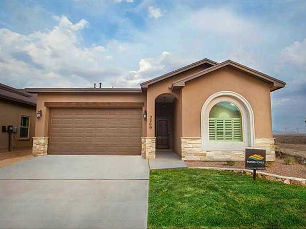 3 bed 2 bath Single Family at 400 Beach Tree Dr El Paso, TX, 79928 is for sale at 168k - 1 of 7