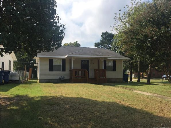 2 bed 1 bath Single Family at 428 W Monroe Ave McAlester, OK, 74501 is for sale at 90k - 1 of 3
