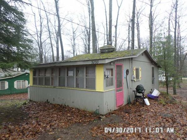 1 bed 1 bath Single Family at 5293 Fishing Site Rd Harrison, MI, 48625 is for sale at 14k - 1 of 6