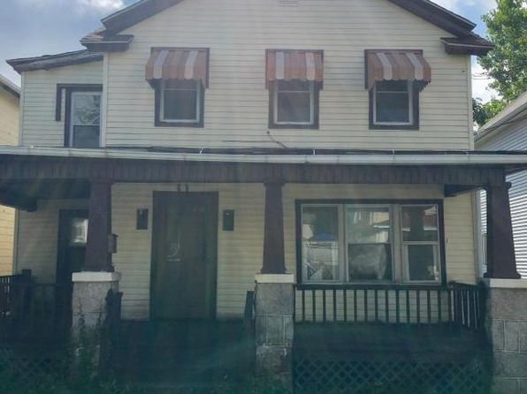 4 bed 3 bath Multi Family at 1443 W 1445 Locust St Scranton, PA, 18517 is for sale at 85k - 1 of 4