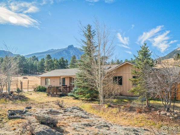 3 bed 3 bath Single Family at 309 Whispering Pines Dr Estes Park, CO, 80517 is for sale at 494k - 1 of 33
