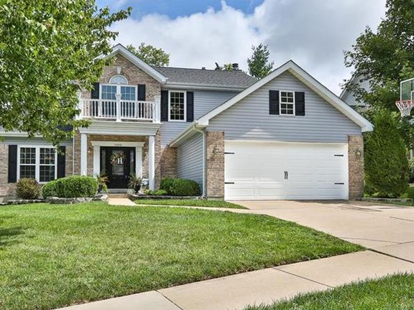 4 bed 4 bath Single Family at 1210 Bedford Falls Ct Ballwin, MO, 63021 is for sale at 375k - 1 of 36