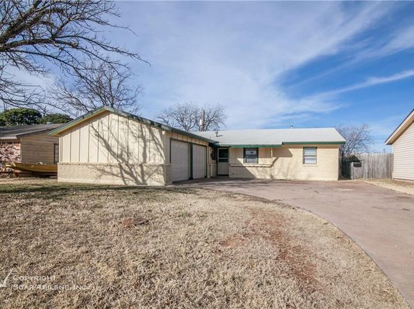 3 bed 2 bath Single Family at 4910 S 5th St Abilene, TX, 79605 is for sale at 55k - 1 of 20