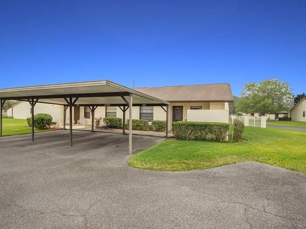 2 bed 2 bath Condo at 6553 Teak Ct Zephyrhills, FL, 33542 is for sale at 75k - 1 of 18