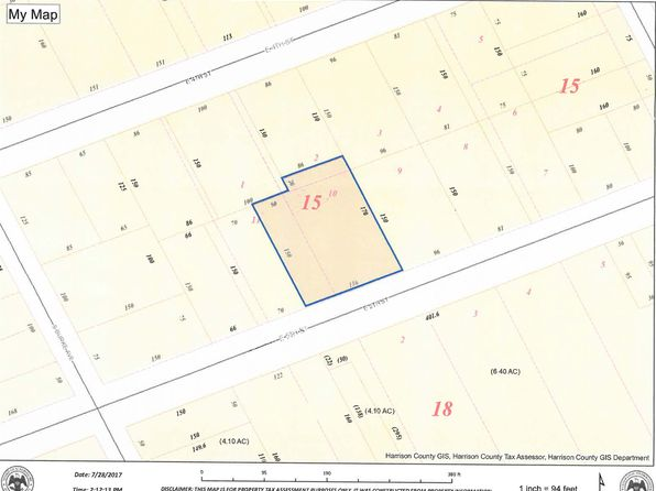 null bed null bath Vacant Land at 218 E Fifth St Long Beach, MS, 39560 is for sale at 64k - 1 of 10