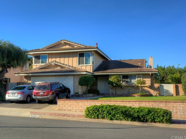 4 bed 2 bath Single Family at 25231 CHAMPLAIN RD LAGUNA HILLS, CA, 92653 is for sale at 685k - 1 of 4