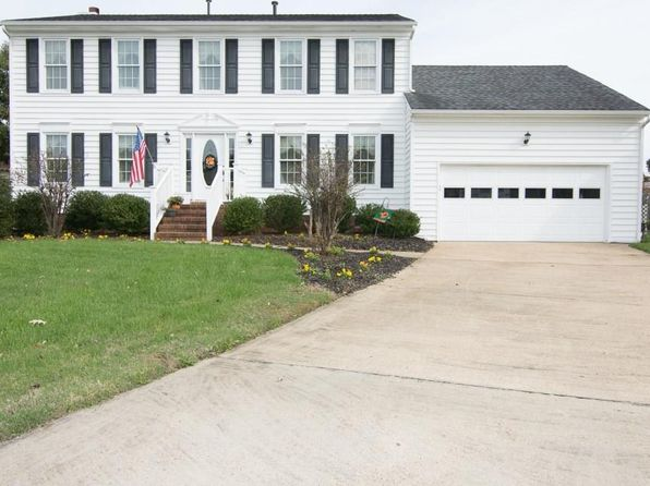 4 bed 3 bath Single Family at 1800 Stonington Ct Virginia Beach, VA, 23464 is for sale at 360k - 1 of 32