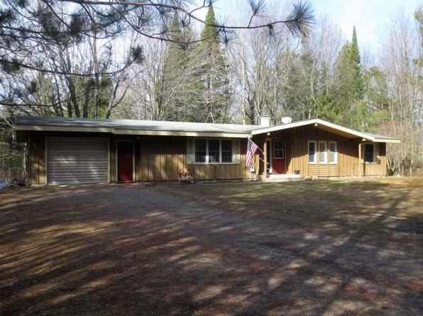 3 bed 2 bath Single Family at 4628 N Shore Dr Rhinelander, WI, 54501 is for sale at 140k - 1 of 20