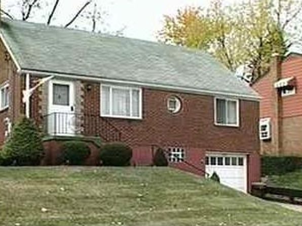 4 bed 2 bath Single Family at 6852 Tunnelview Dr Pittsburgh, PA, 15235 is for sale at 95k - google static map