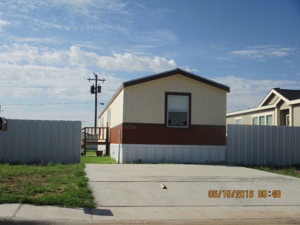 3 bed 2 bath Mobile / Manufactured at 2407 Van St Odessa, TX, 79763 is for sale at 73k - google static map