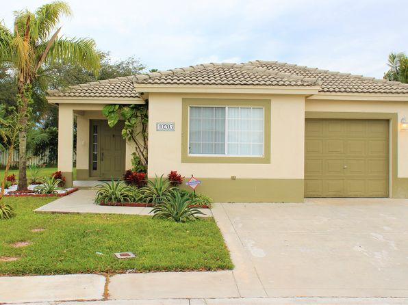 4 bed 2 bath Single Family at 10203 SW 20th Ct Miramar, FL, 33025 is for sale at 349k - 1 of 20