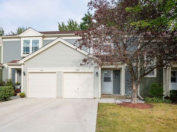 3 bed 2 bath Townhouse at 7541 Wedgewood Dr Hanover Park, IL, 60133 is for sale at 160k - 1 of 27