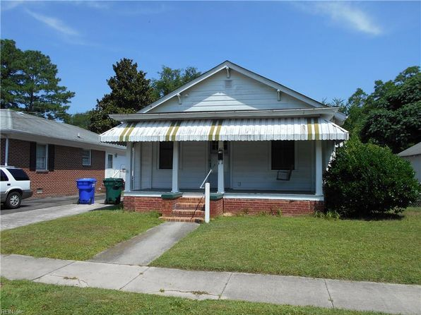 2 bed 1 bath Single Family at 412 Nansemond Ave Suffolk, VA, 23434 is for sale at 125k - 1 of 10