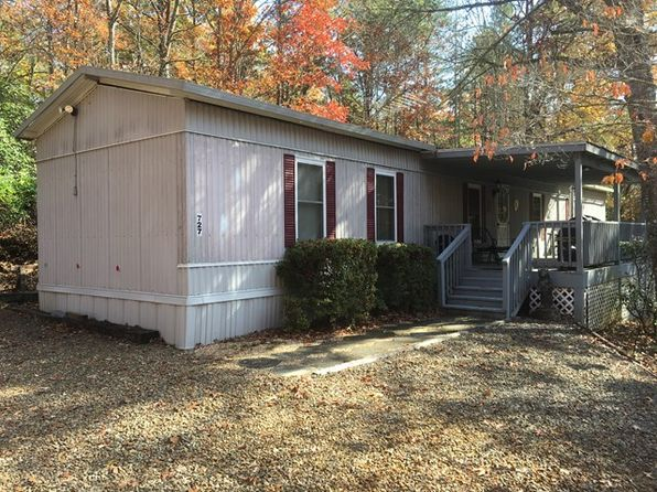 2 bed 2 bath Single Family at 727 KELLY COVE RD FRANKLIN, NC, 28734 is for sale at 60k - 1 of 34