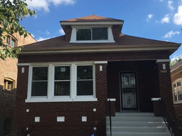 4 bed 3 bath Single Family at 1505 W 73rd Pl Chicago, IL, 60636 is for sale at 146k - 1 of 15
