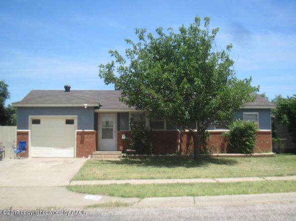 4 bed 1 bath Single Family at 305 Teakwood St Amarillo, TX, 79107 is for sale at 86k - 1 of 13