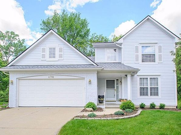 3 bed 3 bath Single Family at 4701 Parkside Ct Ann Arbor, MI, 48105 is for sale at 400k - 1 of 44