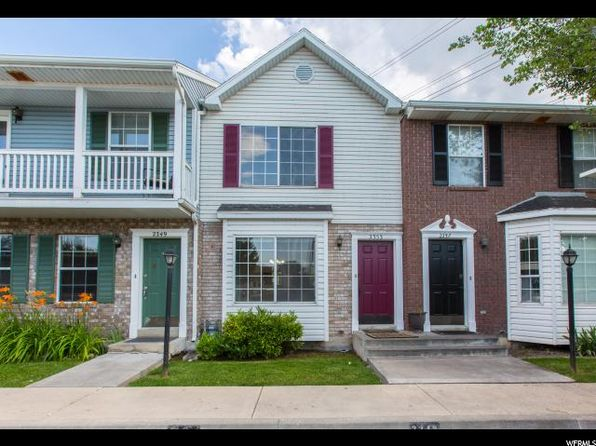 2 bed 1.5 bath Townhouse at 2353 W 610 N Provo, UT, 84601 is for sale at 159k - 1 of 19