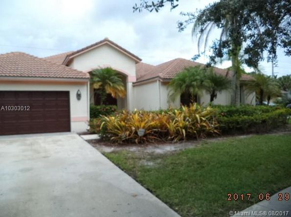 4 bed 3 bath Single Family at 1055 Pine Branch Dr Weston, FL, 33326 is for sale at 610k - 1 of 17