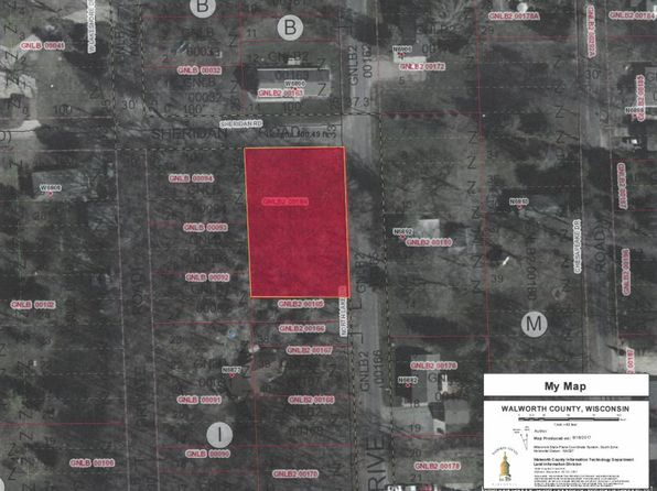 null bed null bath Vacant Land at LT31 N Lakeshore Dr Elkhorn, WI, 53121 is for sale at 30k - google static map