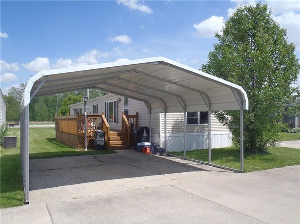 2 bed 2 bath Mobile / Manufactured at 7225 State Route 368 Huntsville, OH, 43324 is for sale at 34k - 1 of 12