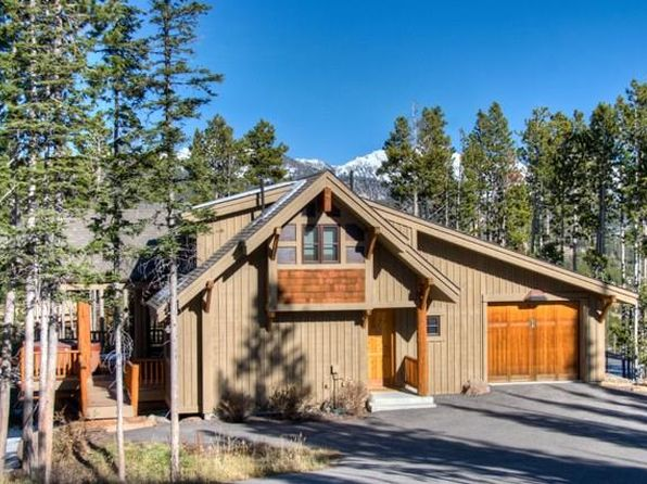 3 bed 4.5 bath Single Family at 1 Shadow Ridge Trail Moonlight Mountain Home Big Sky, MT, 59716 is for sale at 1.60m - 1 of 23